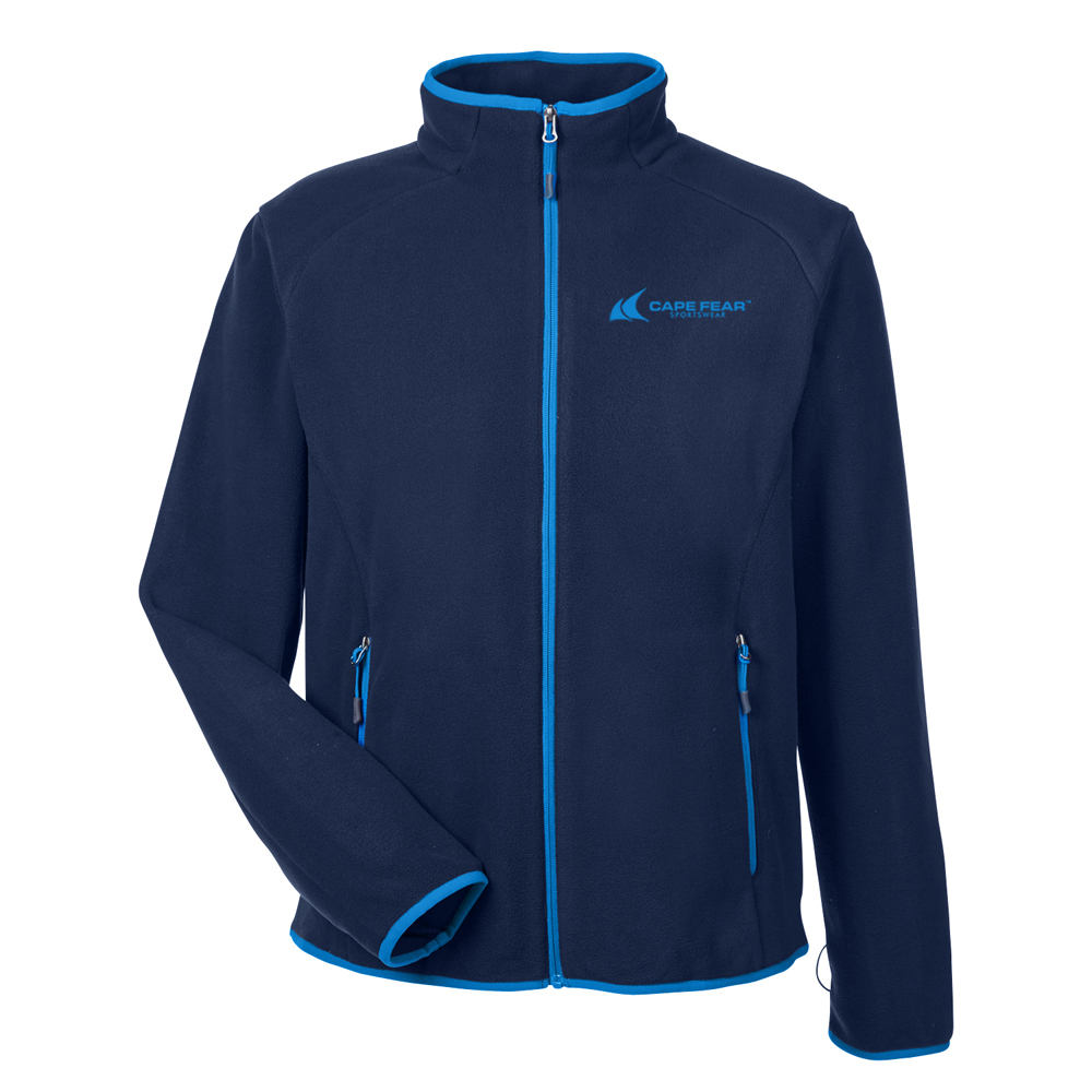 Cape Fear Sportswear Men's Intrepid PolarTec Fleece
